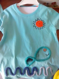 maglietta mare