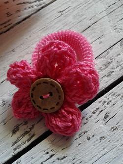 Bomboniera fiore elastico