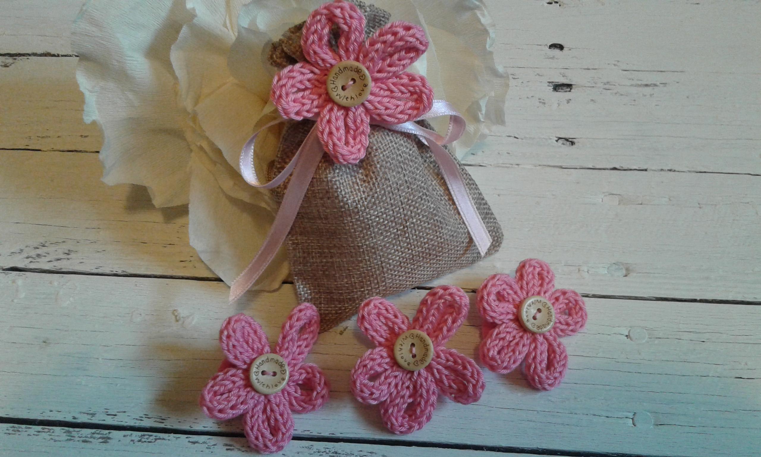 bomboniera tricotin