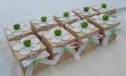 bomboniere scatolina legno