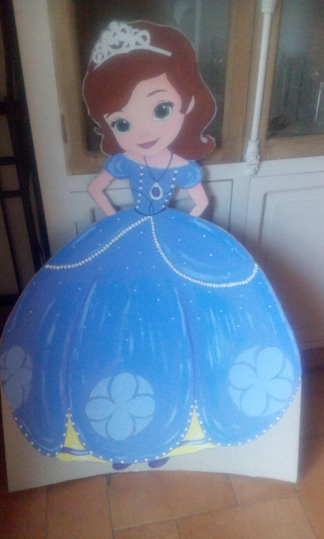festa principessa sofia