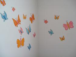 farfalle cameretta