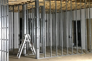 Impact Drywall's Stud Framing Service