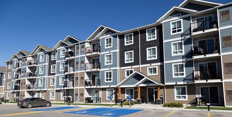 Aurora Heights Residential Project in Winnipeg, Manitoba