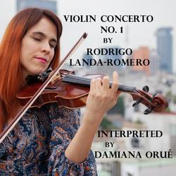 Violin Concerto now for sale!