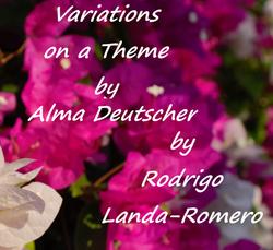 Variations on a theme by Alma Deutscher
