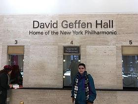 At the David Geffen Hall....jpg
