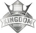 Kingdom Doors logo without black backgro