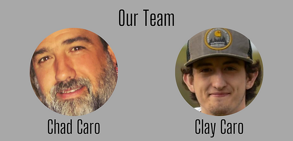 Our Team Chad Caro Clay Caro Kingdom Doo