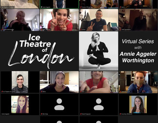 ITL Virtual Series with Annie Aggeler Worthington