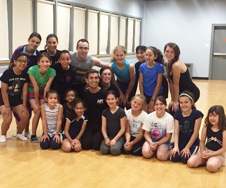 American Ice Theatre Summer Intensive Workshop in Chicago, USA