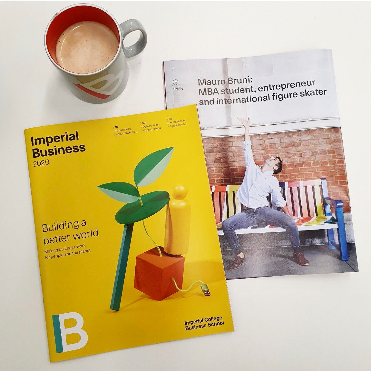 Imperial Business Magazine