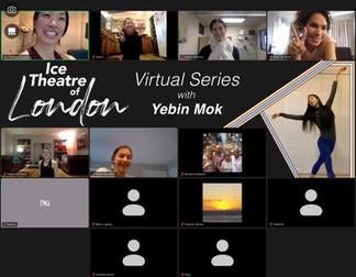 ITL Virtual Series with Yebin Mok