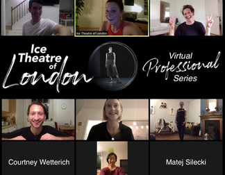 ITL Virtual Professional Series with Maja Luther