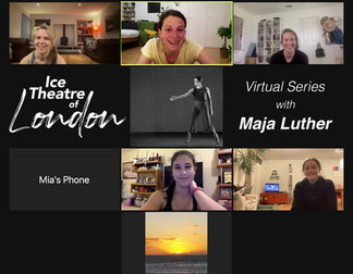 ITL Virtual Series with Maja Luther