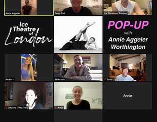 ITL Pop-up Class with Annie Aggeler Worthington