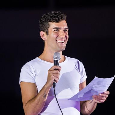 Pre-show Speech