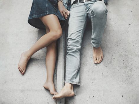 Do You Have One Foot Out the Door in Your Relationship?