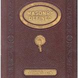 MASONRY DEFINED