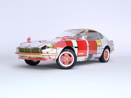 Art x Cars Series 002 Update