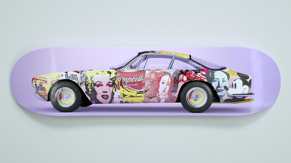 250 Lusso GT x Warhol
