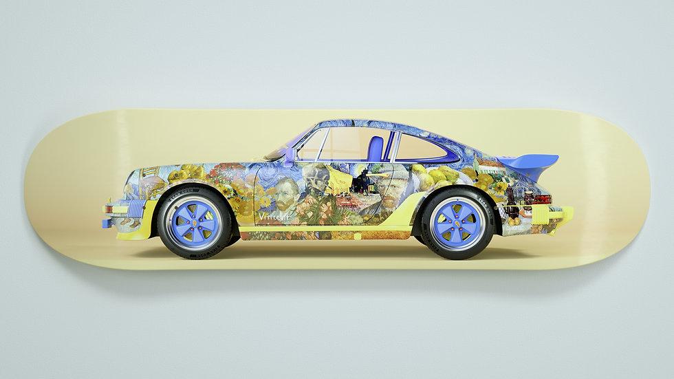 930 Turbo x Van Gogh