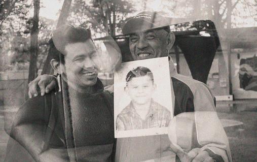 """José Velazco .  ¡Lo que más extraño es mi hijo, siempre que veo su foto me impulsa para seguir"""""""