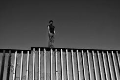 migrante centroameriano pertenenciente a