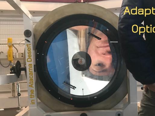 Adaptive Optics in the Atacama Desert