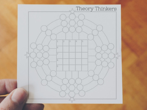 Theory Thinkers: Holography