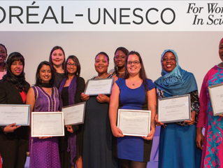 L'oreal–UNESCO Fellowship for Sub-Saharan women in science