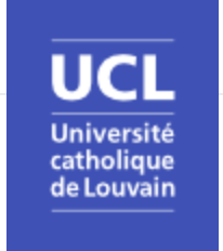 University of Louvain PhD Scholarships for Students from Developing Countries, Belgium 2018