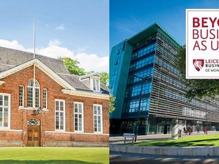 Leicester Castle Principal's scholarship at De Montfort University