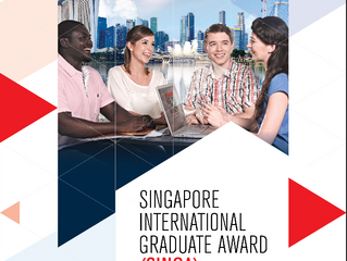 SINGA Awards for International Students in Singapore