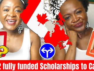Top 2 fully-funded scholarships for international students to Canada in 2021 and 2022