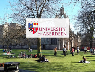 James Carnegie Postgraduate Scholarship for International Students at University of Aberdeen, UK