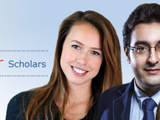The Vanier Canada Graduate Scholarships for 2018