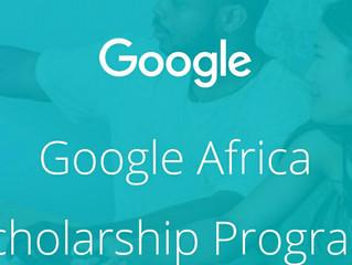 Google Africa Scholarship Program