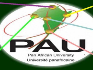 Fully Funded Scholarships for African Students at Pan African Universities, 2018