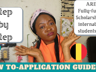 The ARES fully-funded Scholarship for international students   (Step by Step Application guide)