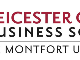 Leicester Castle Business School Postgraduate Scholarships in the UK