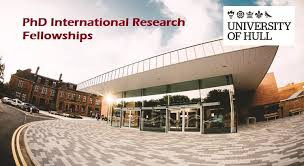PhD Scholarships at the University of Hull in the UK