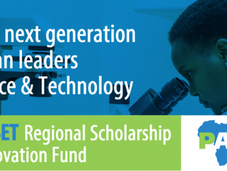 The PASET Regional Scholarship and Innovation Fund,2017