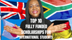 Top 10 Fully Funded Scholarships for international students 2021 that you can apply to today