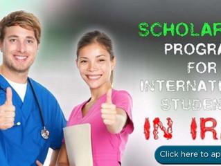 University of Tehran Scholarship Program for International Students Fall, 2018