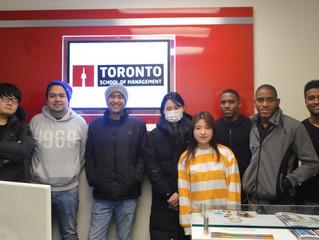 Toronto School of Management Love Canada Scholarship Program