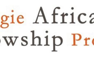 Carnegie African Diaspora Fellowship Program (CADFP)