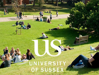 PhD Scholarships at University of Sussex in UK, 2018