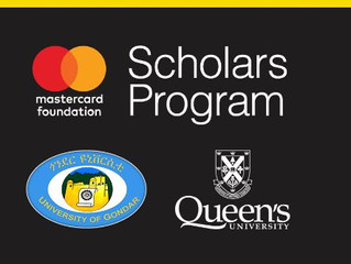 Fully Funded Mastercard Foundation Scholars Program (MCFSP) for East Africans at the University of G
