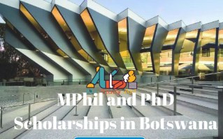 University of Botswana MPhil and PhD Scholarships in the Faculty of Health Sciences